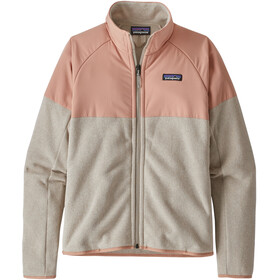 Patagonia Lightweight Better Sweater Shell Jas Dames, pumice